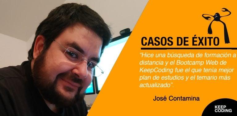 Programador web, alumnos keepcoding