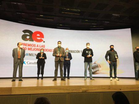 keepcoding-premios-Mejores Ideas del Año-elmundo-actualidad economica-caixabank