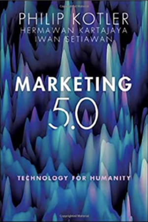 Libros de marketing_Marketing 5.0: Technology for Humanity