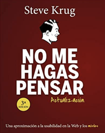 Libros de Marketing_No me hagas pensar_Steve Krug