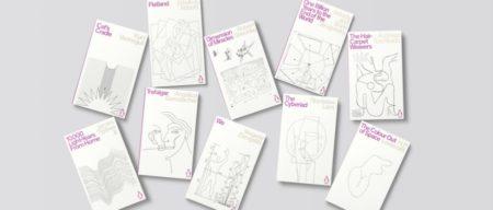Libros-de-ciencia-ficción-minimalistas-de-Penguin