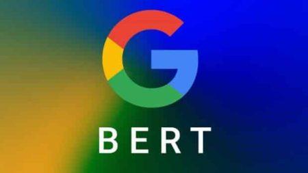 BERT nuevo algoritmo de google
